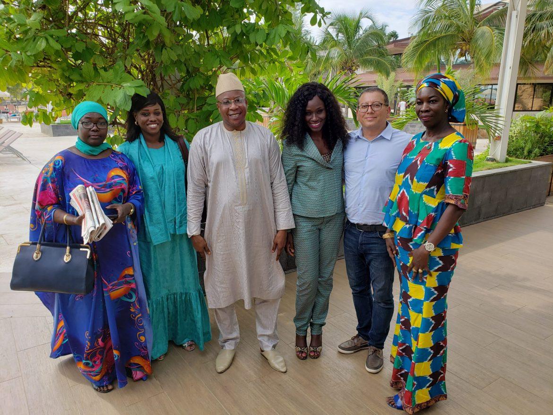 Mission à Dakar